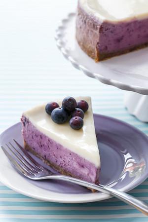 블루 베리, 블루베리 Cheesecake