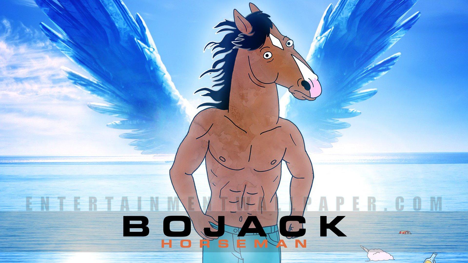 BoJack Horseman-Wings