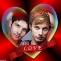 Bradley + Colin = 사랑