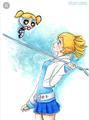 Bubbles meets Miyako
