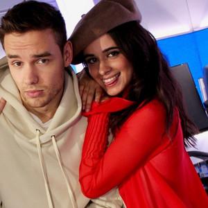 Camila and Liam Payne