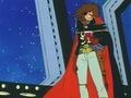 Captain Harlock - anime photo