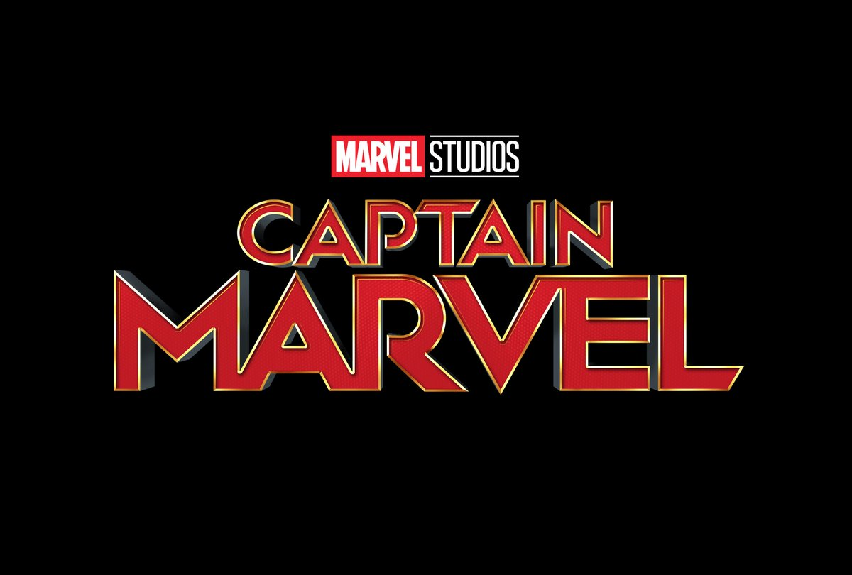 Marvels Captain Marvel Images Captain Marvel Official Logo Hd