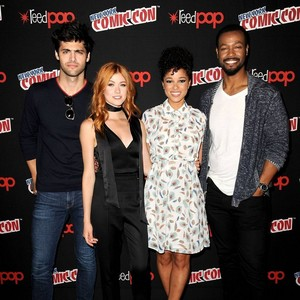 Cast Shadowhunters