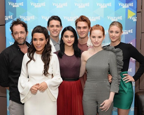 Riverdale 2017 Tv Series Images Madelaine Hd Wallpaper: Riverdale (2017 TV Series) Images Cast HD Wallpaper And