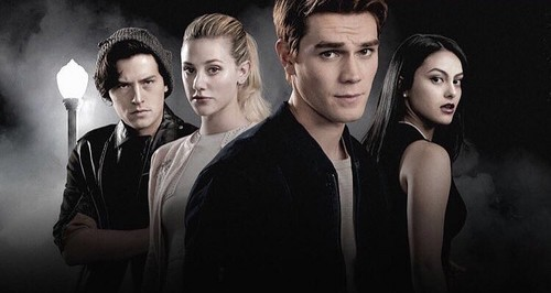Riverdale (2017 TV series) wallpaper titled Cast