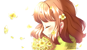 Chara Dreemurr, The Child of Golden Flowers