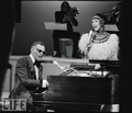 Cher And Ray Charles  - cher photo