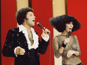 Cher And Tom Jones