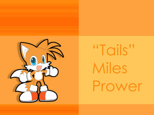 chibi Tails wallpaper miles tails prower 22417662 1024 768