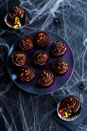 chocolate magdalena