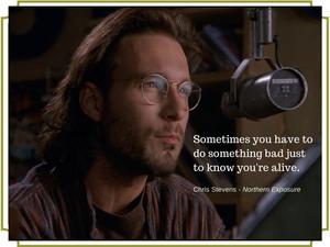 Chris Stevens Something Bad Quote