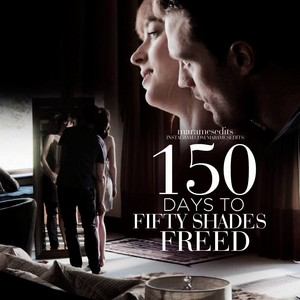 Christian and Anastasia,Fifty Shades Freed