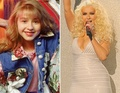 Christina Aguilera  - disney photo