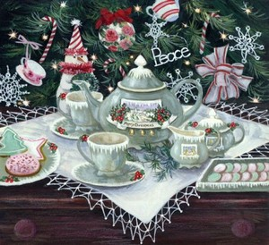 Weihnachten Scenes