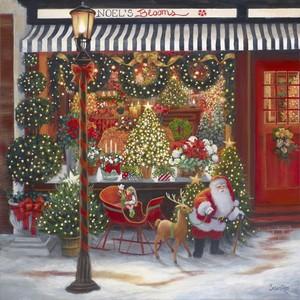 क्रिस्मस Scenes
