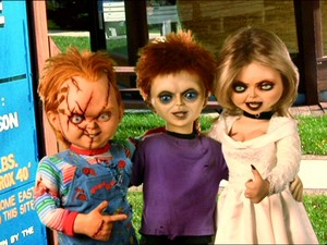 Chucky family foto