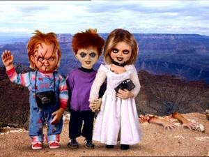 Chucky family фото