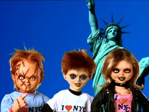 Chucky family photos