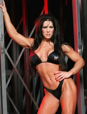 Chyna- Joan Marie Laurer (December 27, 1969 – April 20, 2016)