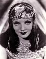 Claudette Colbert | Cleopatra