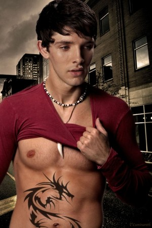 Colin morgan Hot Last Dragonlord