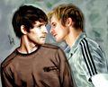 Colin & Bradley - I 사랑 You!