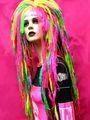 Cybergoth Girl