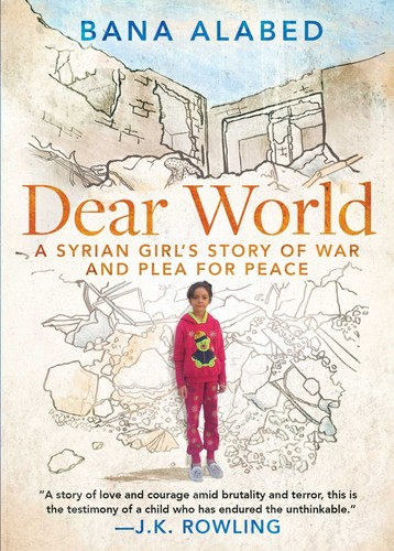 j.k.rowling wallpaper entitled DEAR WORLD oleh BANA AL ABED