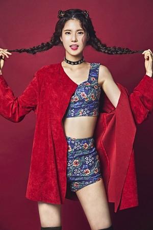 DL1vg '네온펀치(NeonPunch)' Member Profil Foto - Dayeon
