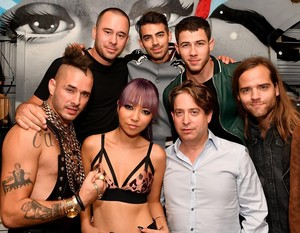 DNCE and Nick