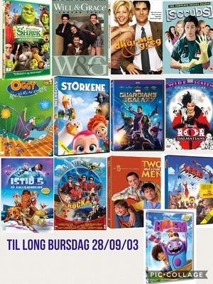 DVD ALL 映画
