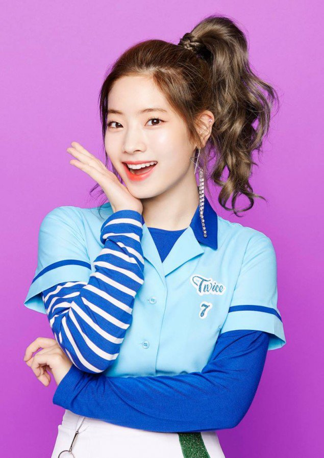 Dahyun teaser तस्वीरें for 'One और Time'