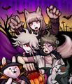 Danganronpa Halloween         - dangan-ronpa photo