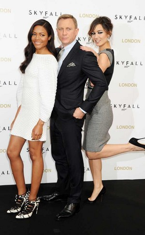 Daniel Craig And His Co-Stars