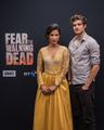 Daniel Sharman and Danay Garcia - daniel-sharman photo