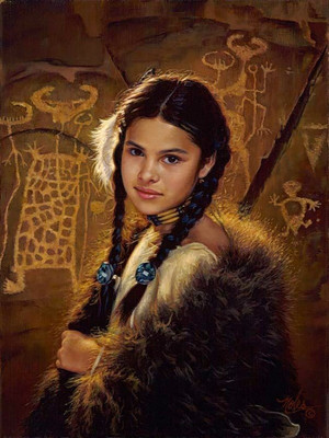 Daughter Of The Wind River by Karen Noles