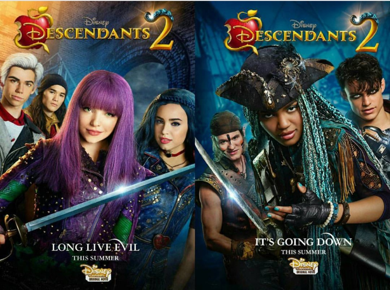 Descendants 2 Images Descendants 2 Hd Wallpaper And
