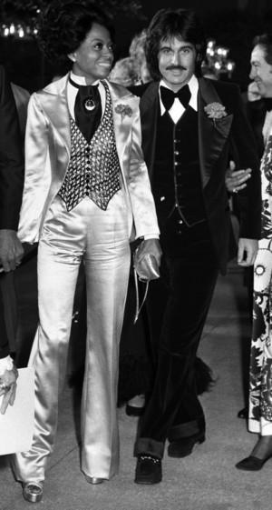 Diana And Fist Husband, Robert Silberstein