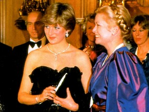 Diana And Princess Grace