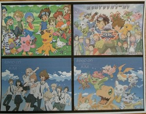 Digimon Adventure series than and now