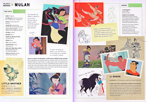 Walt Disney Book Scans - Disney Dossiers: Files of Character from the Walt Disney Studios