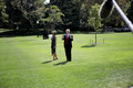Donald and Melania Depart White House - September 8, 2017