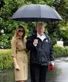 Donald and Melania Go to Texas - September 2, 2017