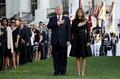 Donald and Melania Remember September 11 - September 11, 2017