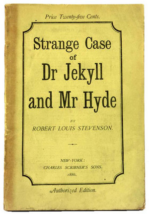 Dr Jekyll and Mr Hyde Book