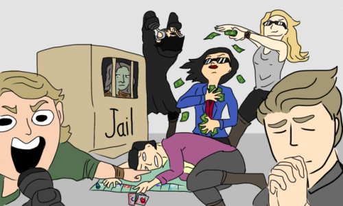 Once Upon A Time wallpaper entitled Draw the Squad Meme