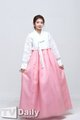 Dreamcatcher Hanbok Interview with TVDaily - Dami