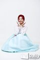 Dreamcatcher Hanbok Interview with TVDaily - JiU