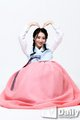 Dreamcatcher Hanbok Interview with TVDaily - SuA